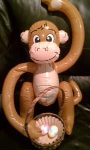 Easter Monkey