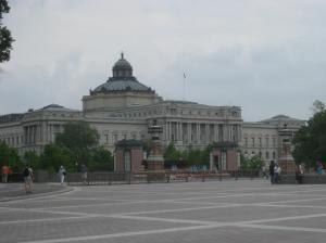 A place across the street from the U.S. Capitol that houses creative thinking from the gamut of STEAM disciplines -- The U.S. Library of Congress Jefferson Building.
