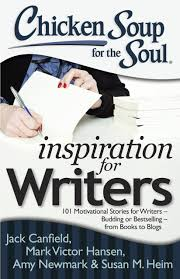 Chicken Soup for the Soul Inspiration for Writers Dust Jacket