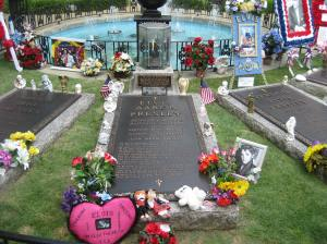 What has survived every round of edits is my sublime visit to Graceland.