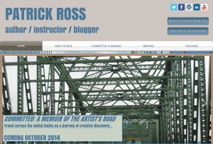 It's live! Feel free to check out patrick-ross.com for yourself.