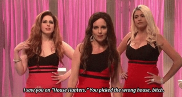 House Hunters gif